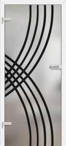 Erkado - drzwi szklane