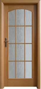 drzwi jasne model D 204