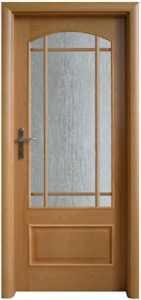 drzwi jasne model D 216