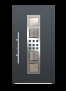drzwi szare euroa model 1001