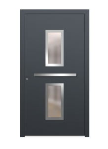 drzwi szare euroa model 2008