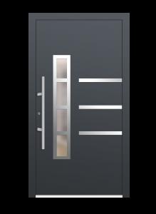 drzwi szare euroa model 2009