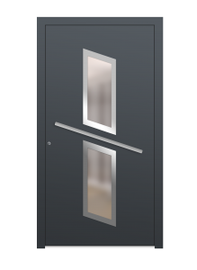 drzwi szare euroa model 2010