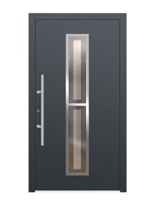 drzwi szare euroa model 2011