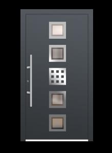 drzwi szare euroa model 2012