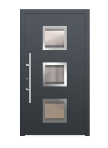 drzwi szare euroa model 2013