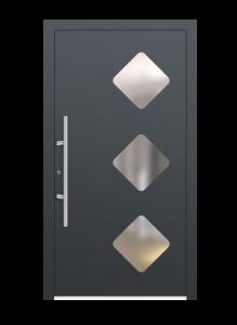 drzwi szare euroa model 2015
