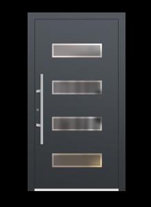 drzwi szare euroa model 3010