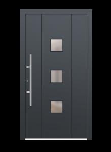 drzwi szare euroa model 3011