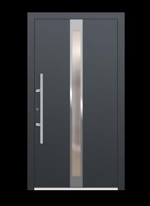 drzwi szare euroa model 3016