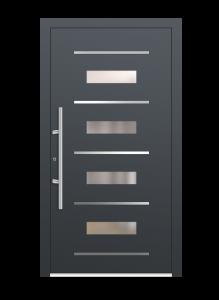 drzwi szare euroa model 3017