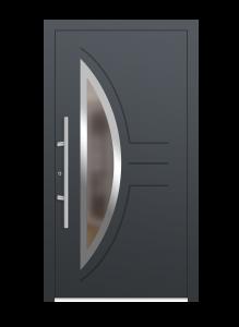 drzwi szare euroa model 3018