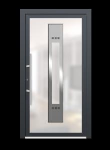drzwi szare euroa model 4003