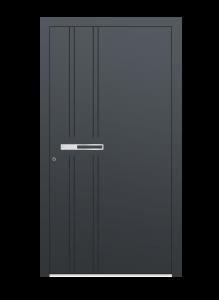 drzwi szare euroa model 5023