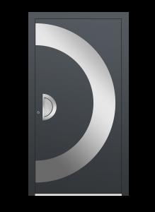 drzwi szare euroa model 5029
