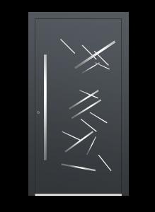 drzwi szare euroa model 5030